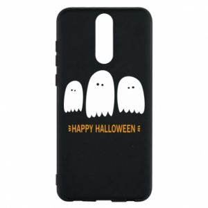 Phone case for Huawei Mate 10 Lite Three ghosts Happy halloween - PrintSalon