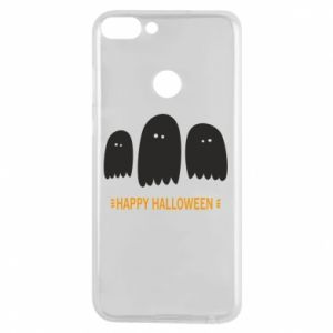 Phone case for Huawei P Smart Three ghosts Happy halloween