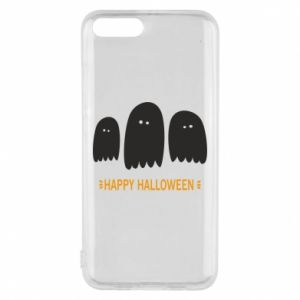 Phone case for Xiaomi Mi6 Three ghosts Happy halloween - PrintSalon
