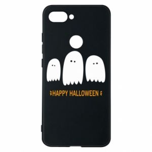 Phone case for Xiaomi Mi8 Lite Three ghosts Happy halloween