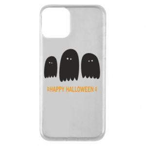 Etui na iPhone 11 Three ghosts Happy halloween
