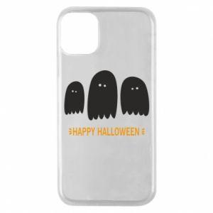Etui na iPhone 11 Pro Three ghosts Happy halloween