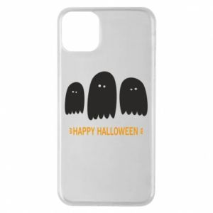 Etui na iPhone 11 Pro Max Three ghosts Happy halloween