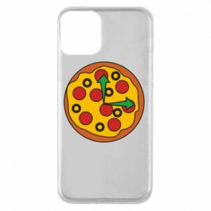 Etui na iPhone 11 Time for pizza