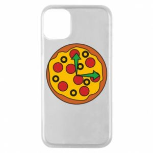 Etui na iPhone 11 Pro Time for pizza