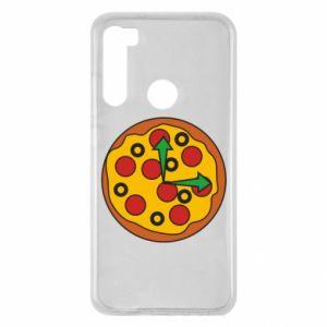 Etui na Xiaomi Redmi Note 8 Time for pizza