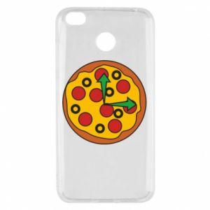 Etui na Xiaomi Redmi 4X Time for pizza