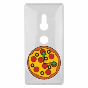 Etui na Sony Xperia XZ2 Time for pizza