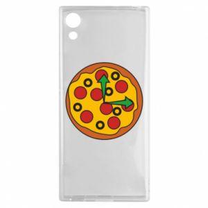 Etui na Sony Xperia XA1 Time for pizza