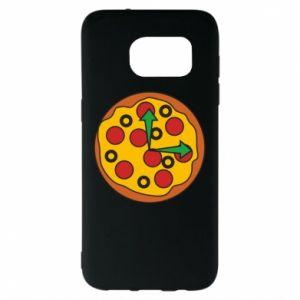 Etui na Samsung S7 EDGE Time for pizza