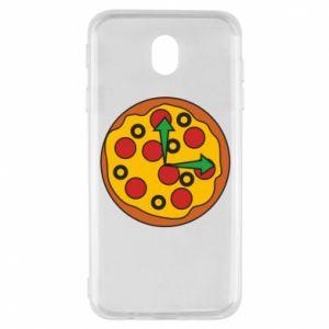 Etui na Samsung J7 2017 Time for pizza