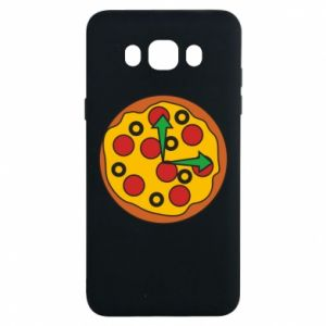 Etui na Samsung J7 2016 Time for pizza