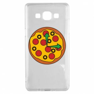 Etui na Samsung A5 2015 Time for pizza