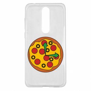 Etui na Nokia 5.1 Plus Time for pizza