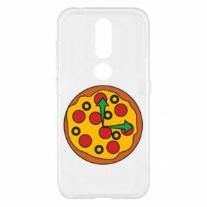 Etui na Nokia 4.2 Time for pizza