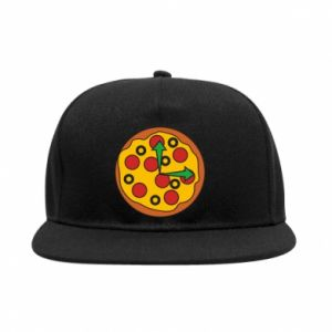 Snapback Time for pizza