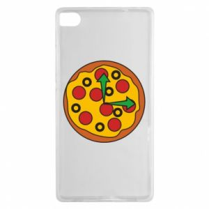 Etui na Huawei P8 Time for pizza