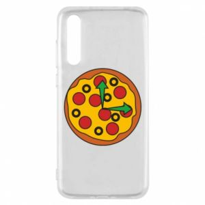 Etui na Huawei P20 Pro Time for pizza