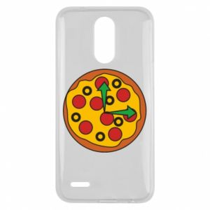 Etui na Lg K10 2017 Time for pizza