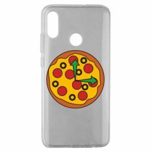 Etui na Huawei Honor 10 Lite Time for pizza