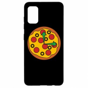 Etui na Samsung A41 Time for pizza