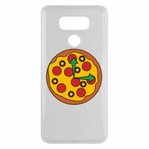 Etui na LG G6 Time for pizza