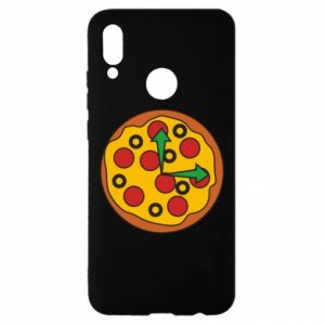Etui na Huawei P Smart 2019 Time for pizza