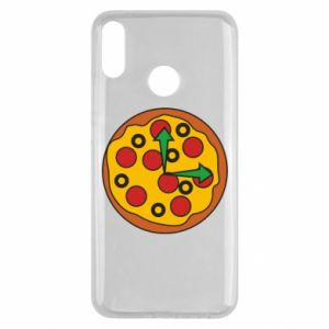 Etui na Huawei Y9 2019 Time for pizza