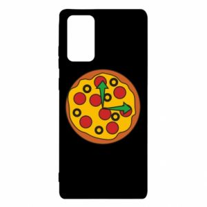 Etui na Samsung Note 20 Time for pizza