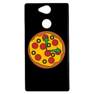Etui na Sony Xperia XA2 Time for pizza