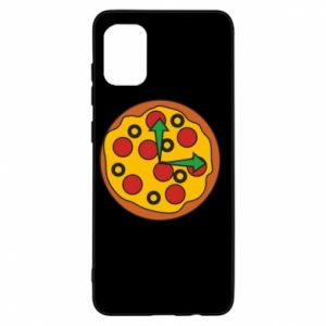 Etui na Samsung A31 Time for pizza