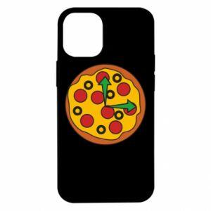 Etui na iPhone 12 Mini Time for pizza