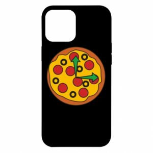 Etui na iPhone 12 Pro Max Time for pizza