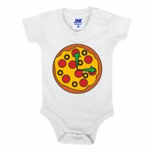 Body dziecięce Time for pizza
