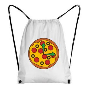 Plecak-worek Time for pizza