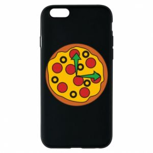 Etui na iPhone 6/6S Time for pizza