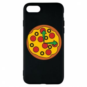 Etui na iPhone 7 Time for pizza