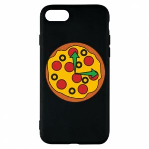 Etui na iPhone 8 Time for pizza