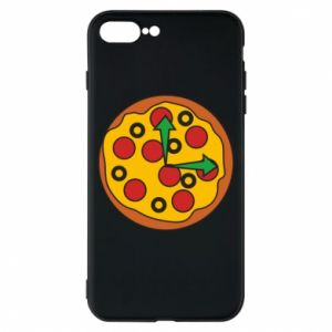 Etui na iPhone 8 Plus Time for pizza