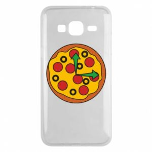 Etui na Samsung J3 2016 Time for pizza