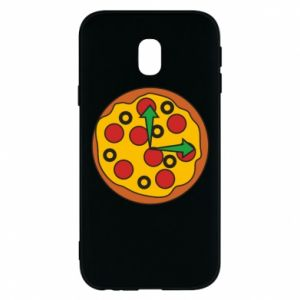 Etui na Samsung J3 2017 Time for pizza
