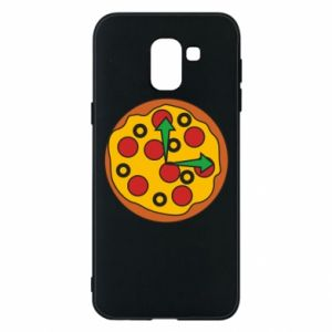 Etui na Samsung J6 Time for pizza