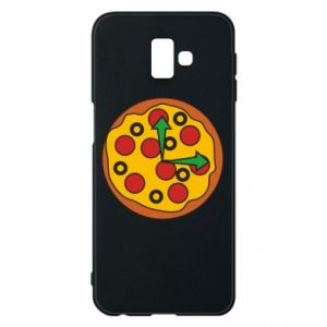 Etui na Samsung J6 Plus 2018 Time for pizza