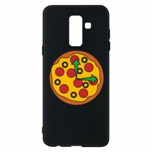 Etui na Samsung A6+ 2018 Time for pizza