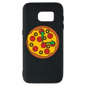 Etui na Samsung S7 Time for pizza