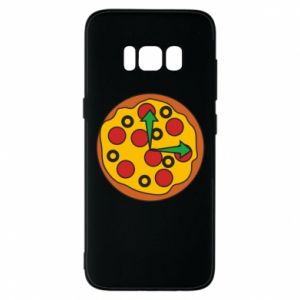Etui na Samsung S8 Time for pizza