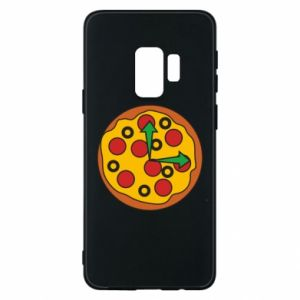 Etui na Samsung S9 Time for pizza