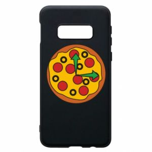 Etui na Samsung S10e Time for pizza