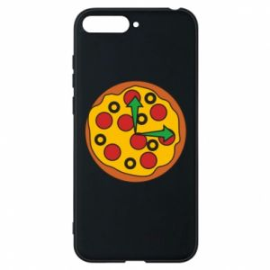 Etui na Huawei Y6 2018 Time for pizza