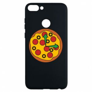 Etui na Huawei P Smart Time for pizza